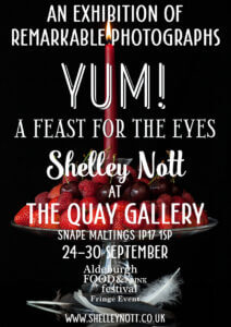 Yum! Feast for the Eyes information